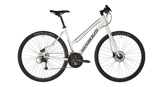 Serious Sonoran - VTC Femme - Hybrid blanc